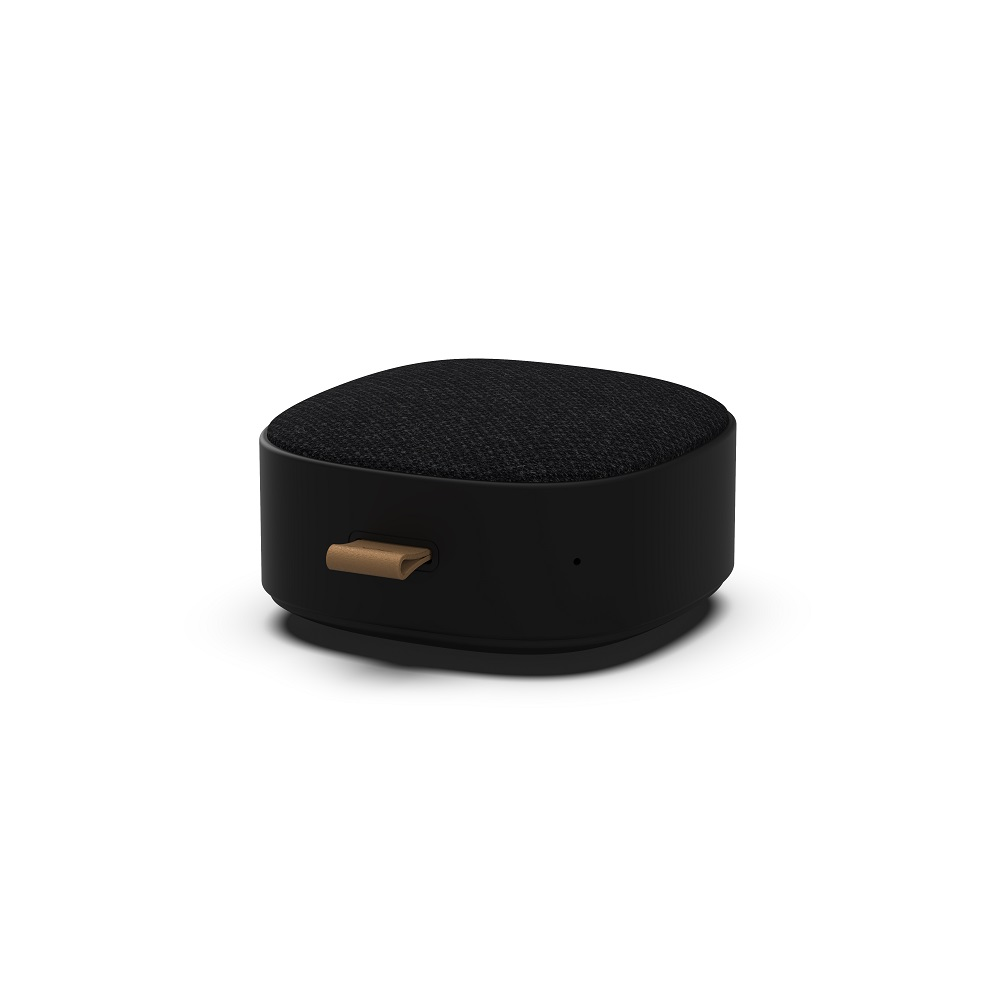 SACKit - WOOFit GO XQ Wireless Charging Bluetooth Speaker - Black