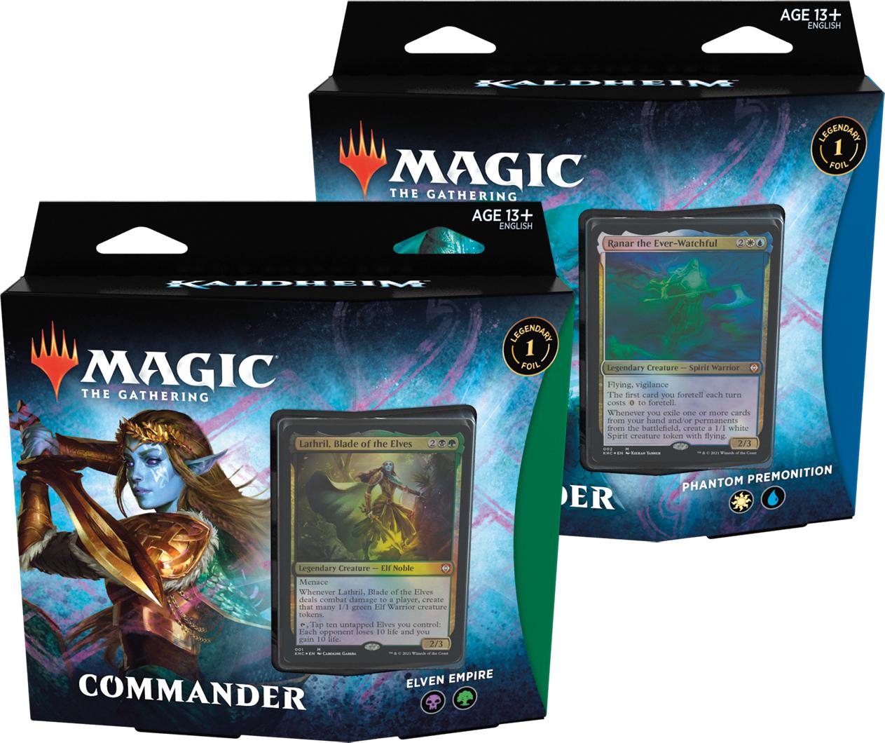 Magic the Gathering - Kaldheim Commander Deck (MAGC7612)