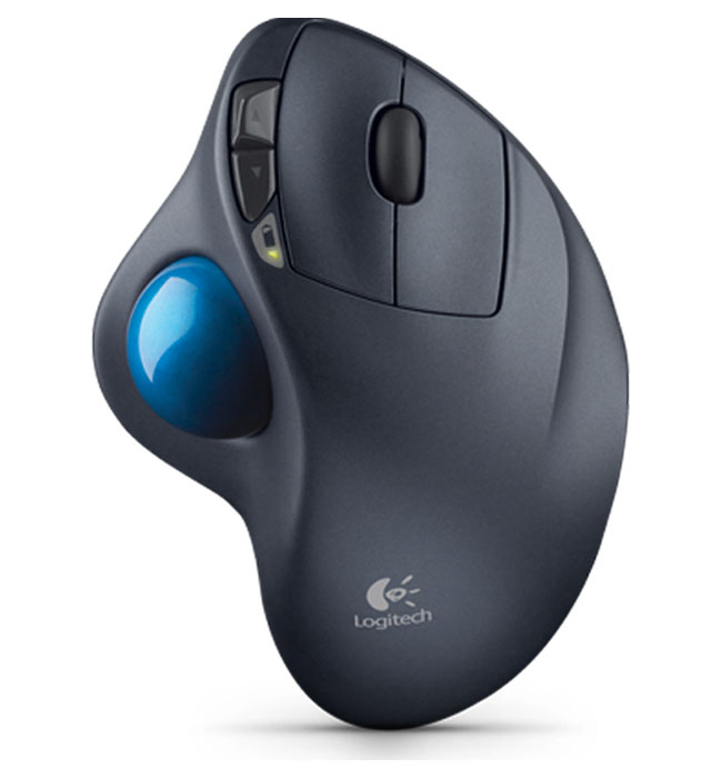 Logitech - M570 Wireless Trackball