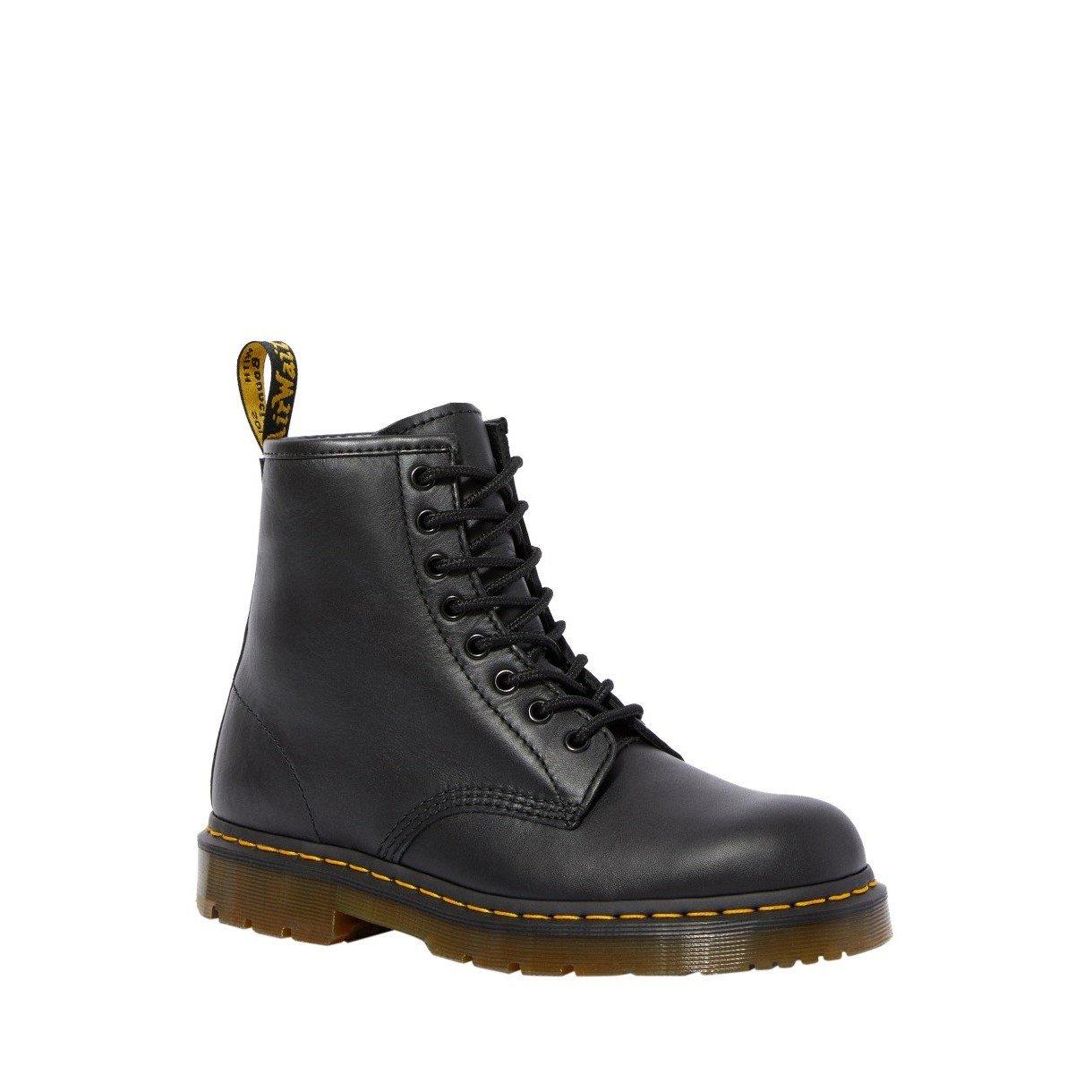 Dr Martens Unisex Slip Resistant Leather Ankle Boots Black 34021 - Black 3