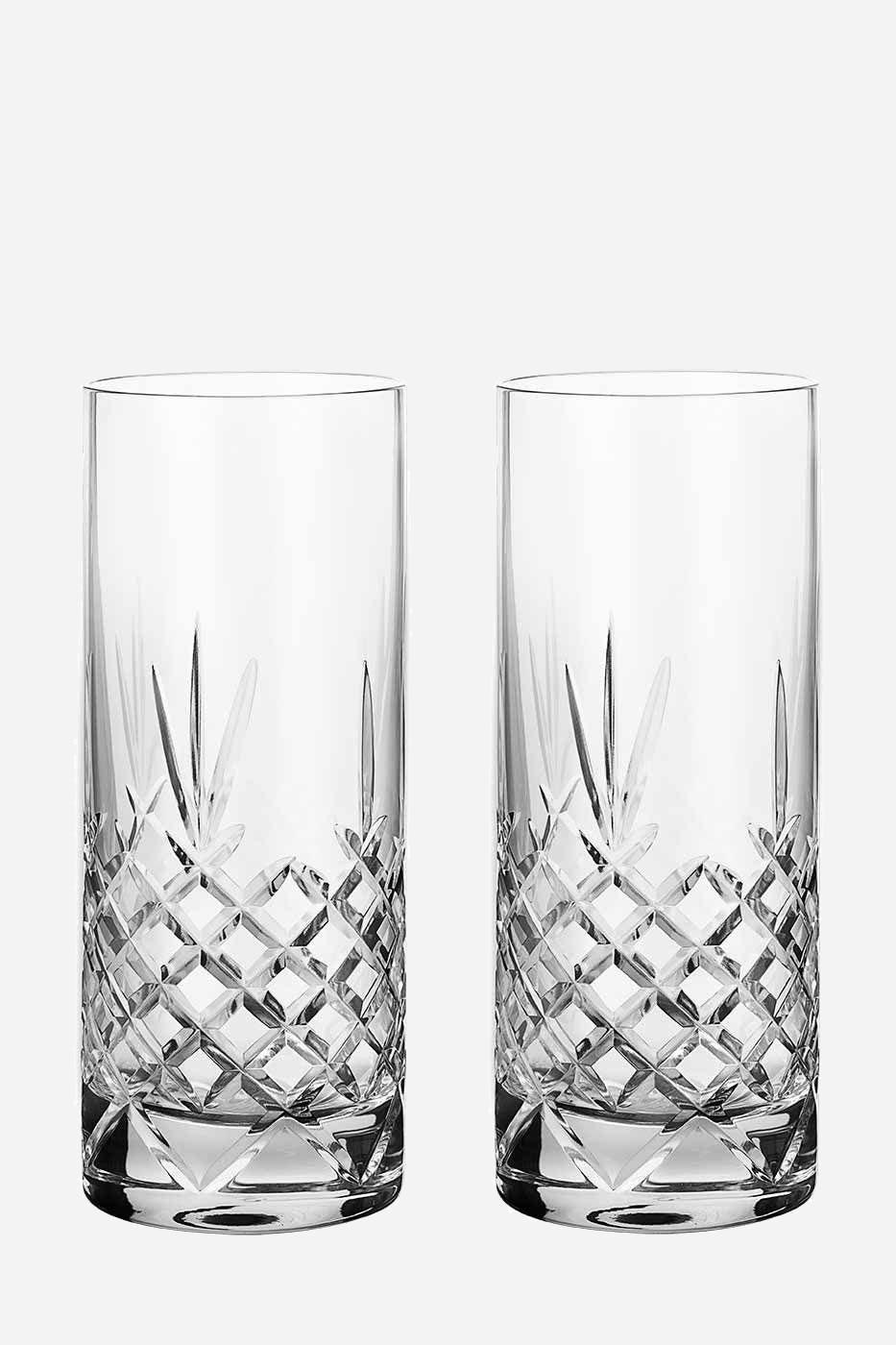 Glas Crispy Highball 37 cl 2-pack