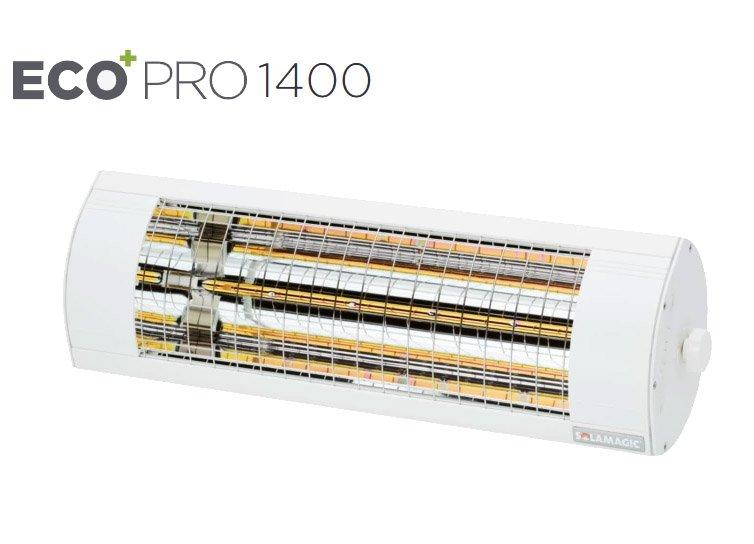 Solamagic -1400 ECO+ PRO Heater Without Switch White