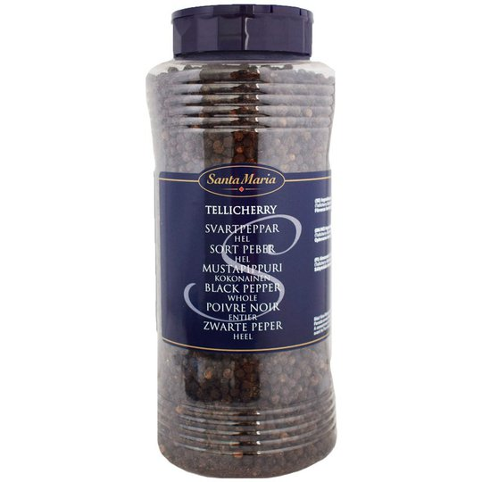 Mustapippuri Kokonainen 530g - 20% alennus