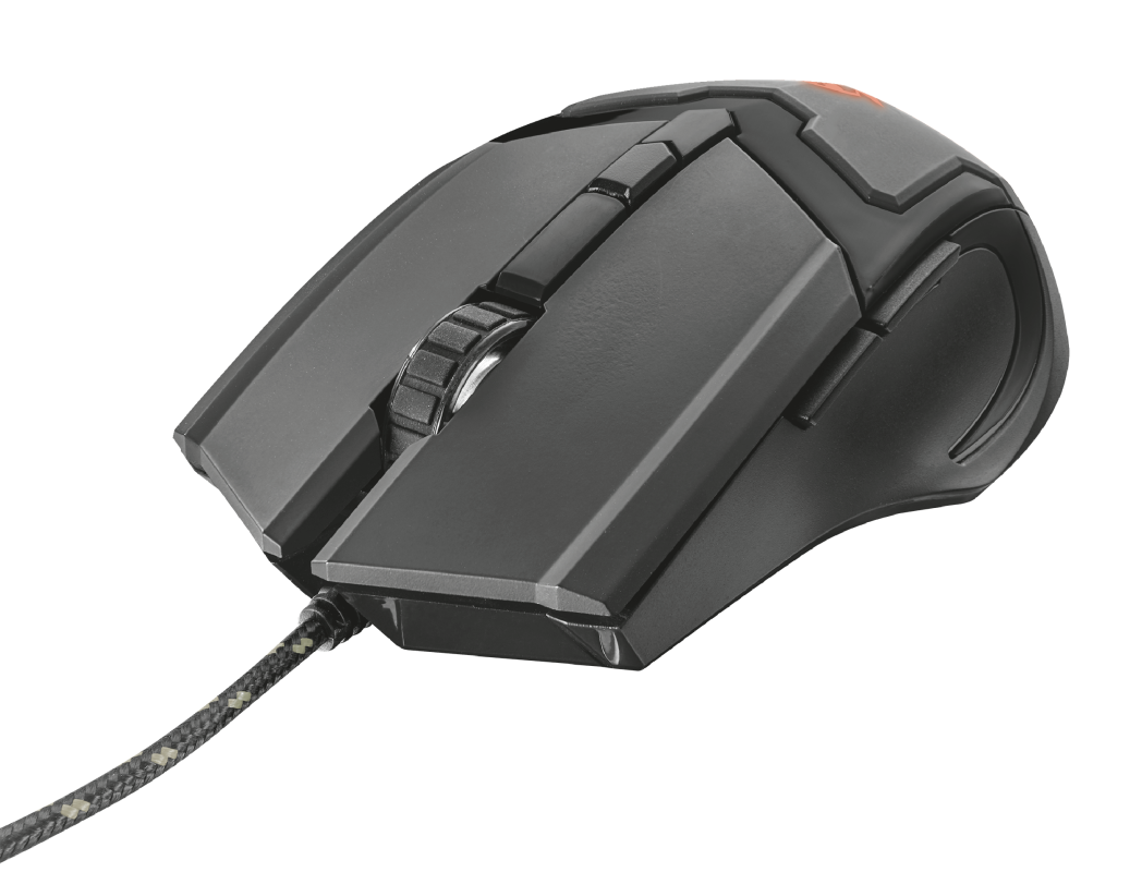 Trust GXT 101 Gav Optical Gaming Mouse