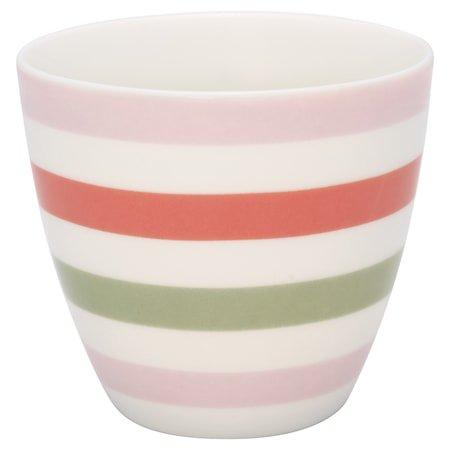 Valentina Latte Cup Hvit