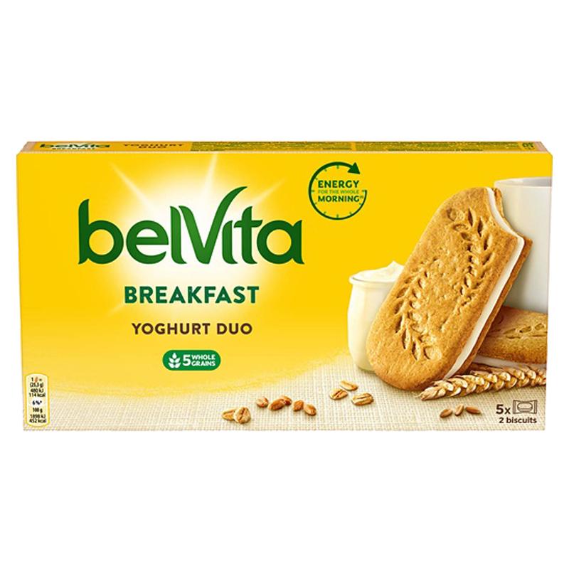 Belvita Breakfast Yoghurt - 63% rabatt