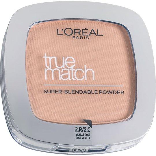 L'Oréal Paris True Match Powder, 9 g L'Oréal Paris Puuteri
