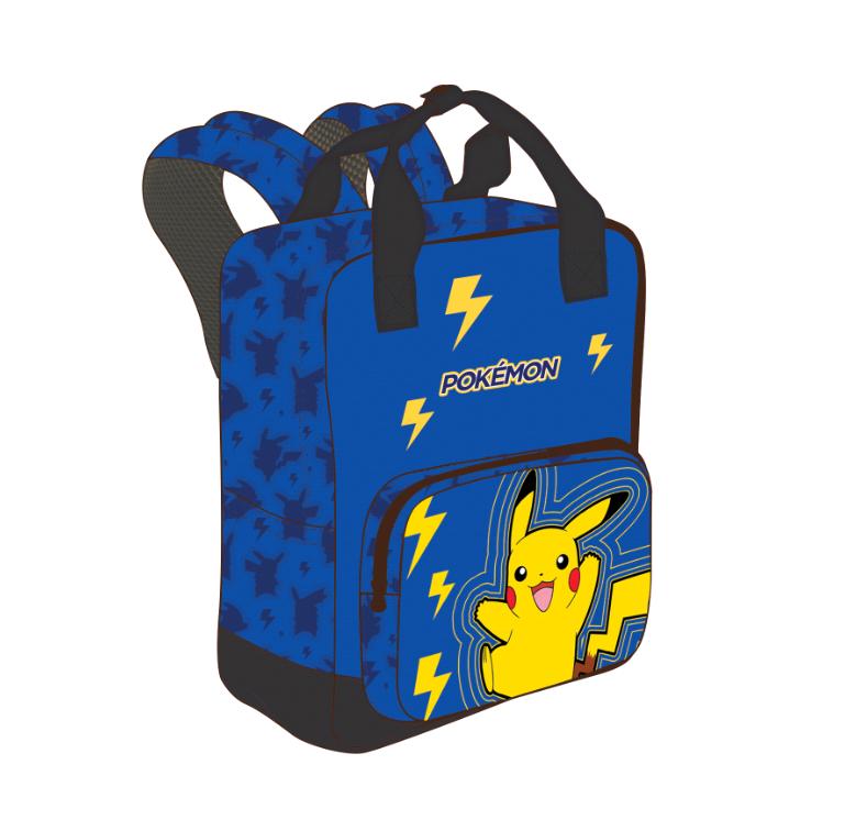 Pokemon - Small Backpack 7 L - Light Bolt (061209410)