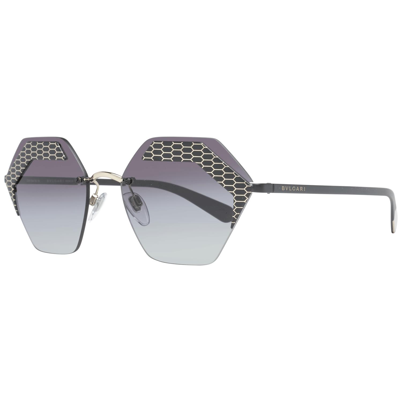 Bvlgari Women's Sunglasses Black BV6103 20288G57