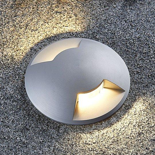 Upotettava maavalo Bartosz alumiinista