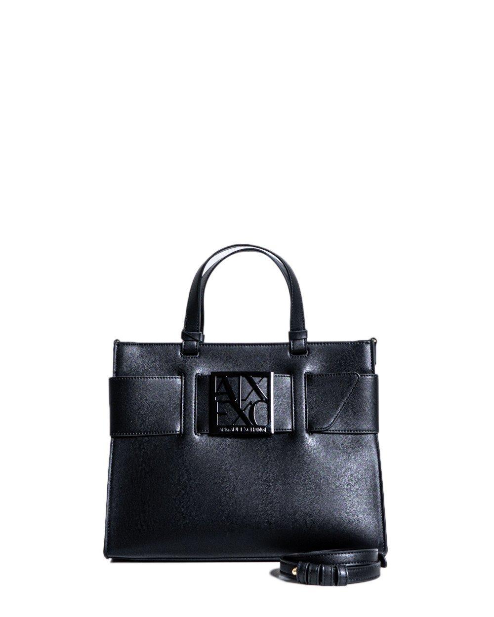 Armani Exchange Women's Wallet Black 254617 - black-1 UNICA