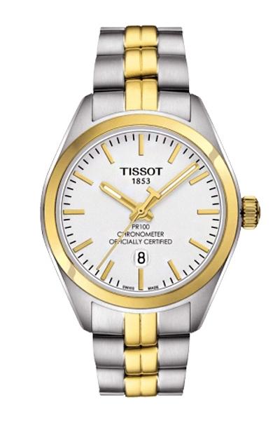 Tissot PR 100 Quartz Lady COSC T101.251.22.031.00