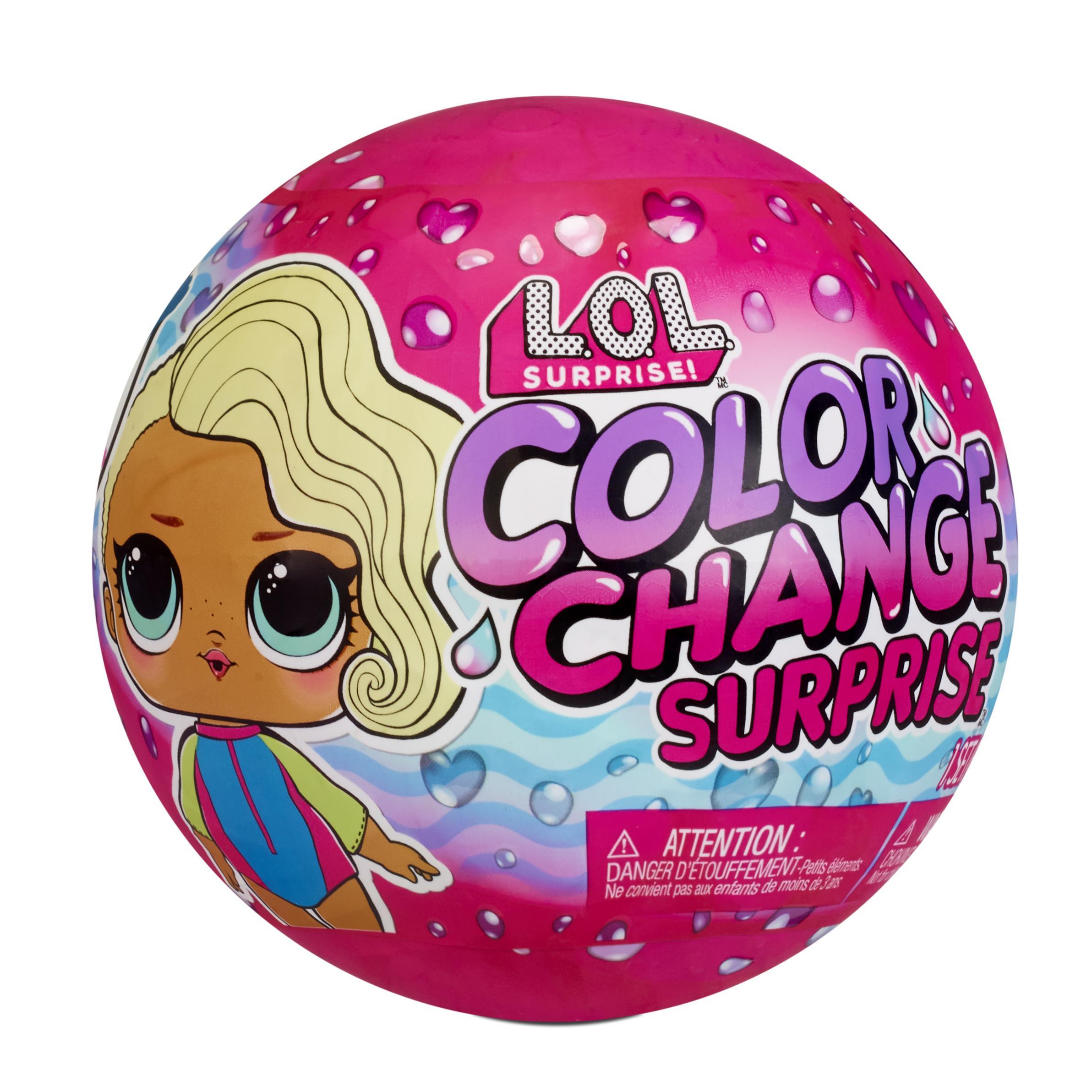 L.O.L. Surprise - Color Change Dolls (576341)