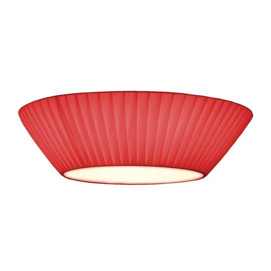Hillitty Emma-kattovalaisin 50 cm punainen