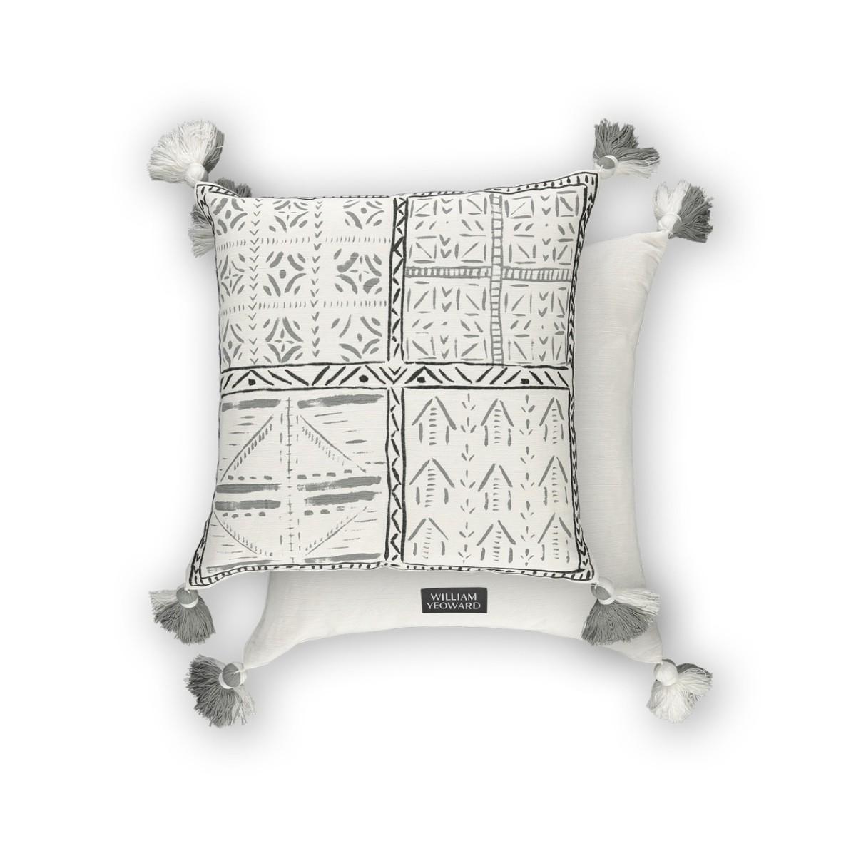 William Yeoward | Loseta Cushion Charcoal