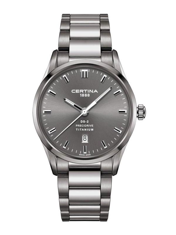 Certina DS-2 Gent Titanium C024.410.44.081.20