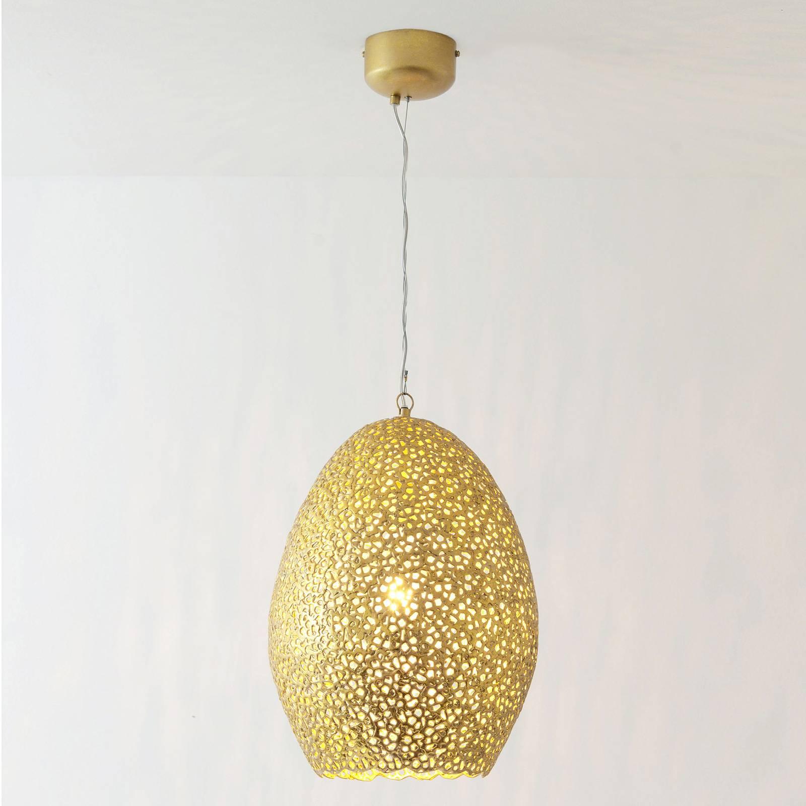 Riippuvalo Cavalliere, kulta, Ø 34 cm