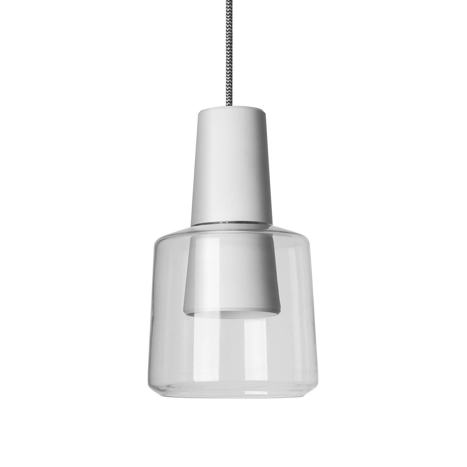 LEDS-C4 Khoi Surfaced -riippuvalo kirkas/valkoinen