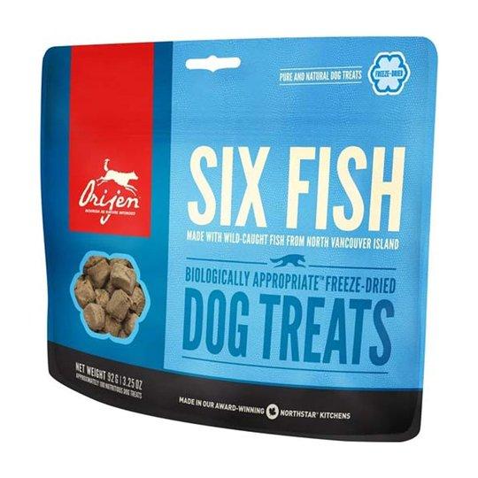 Orijen Dog Treats 6 Fish 42,5 g