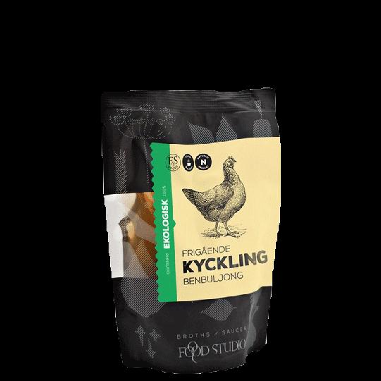 Chicken Bone Broth EKO, 350 ml