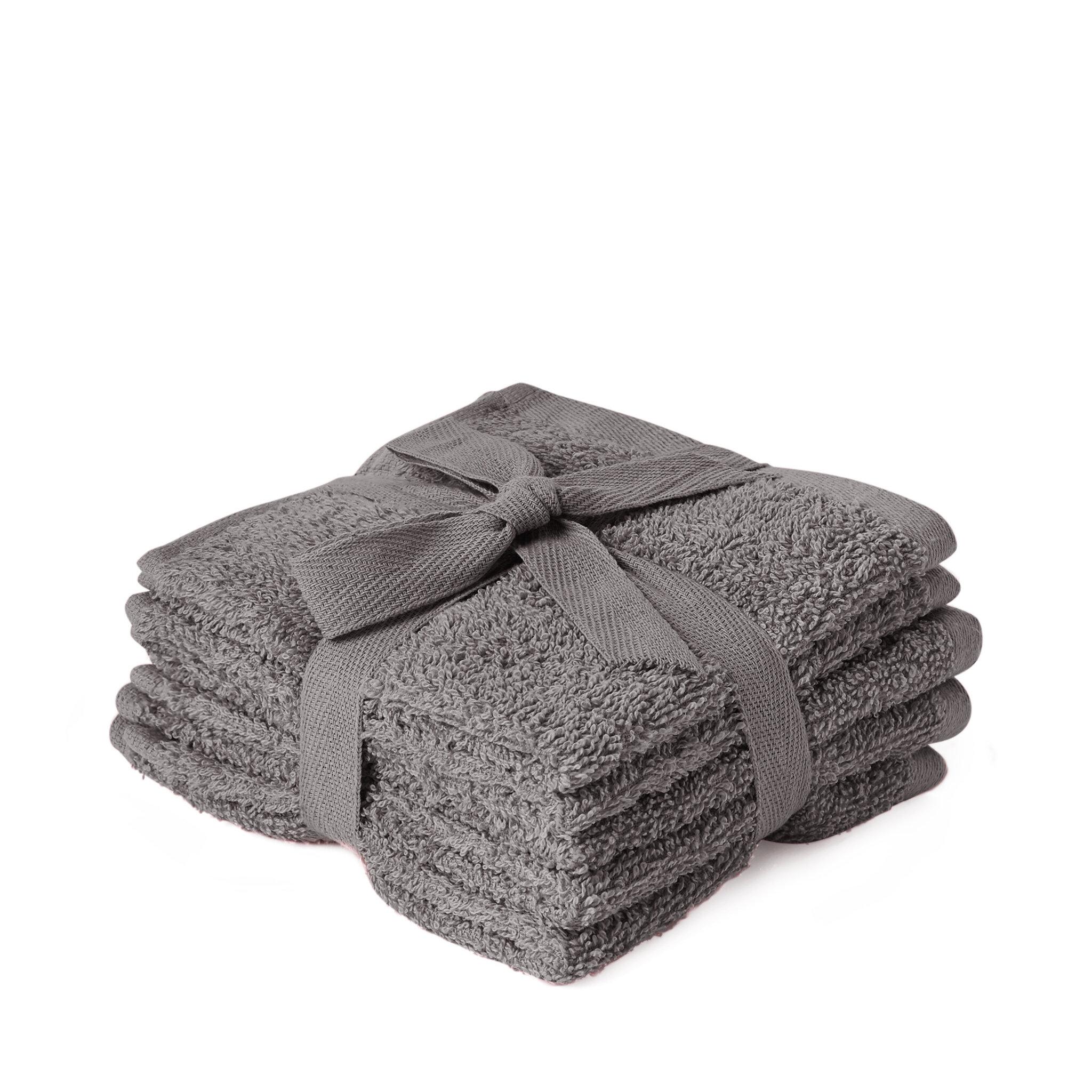 Handduk Moa, 30x30 cm, 5-pack