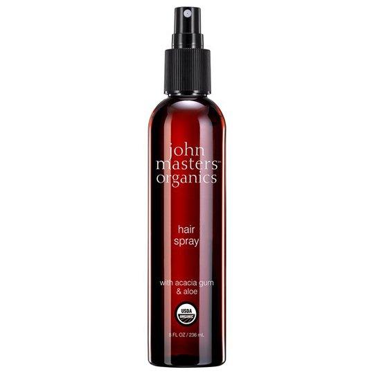John Masters Organics Hair Spray with Acacia Gum & Aloe, 236 ml