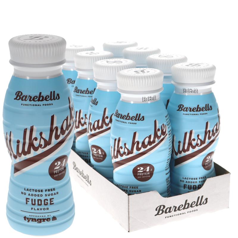 Milkshake Fudge 8-pack - 25% rabatt