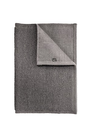 Teppe Ull 60x90 cm Stålgrå