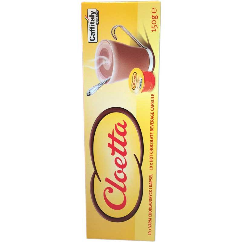 Chokladdryck Cloetta Kapsel - 78% rabatt