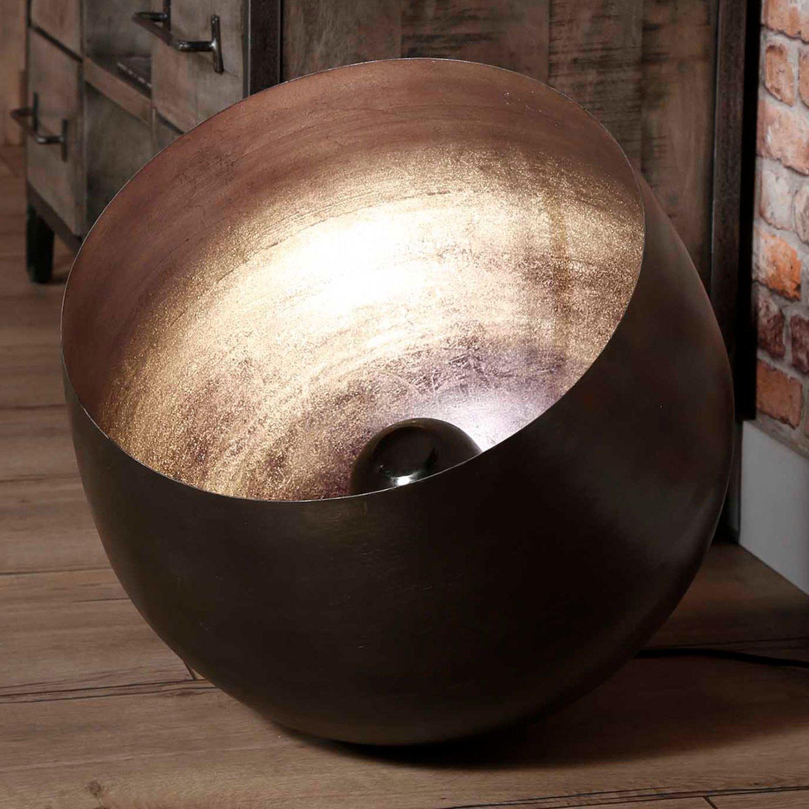 Bordlampe Basket Light, Ø 46 cm