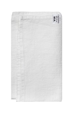 Fresh Laundry Vaffelhåndkle 47x65 cm, 2 pk hvit