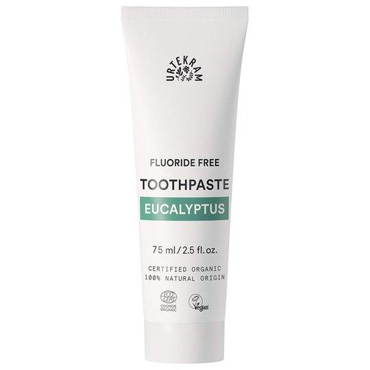 Urtekram Nordic Beauty Eucalyptus Toothpaste, 75 ml