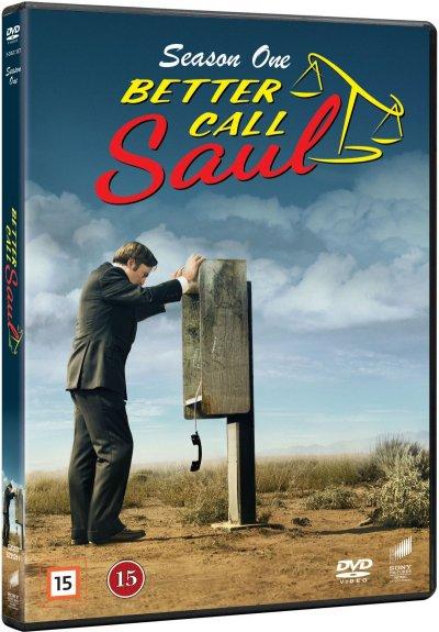 Better Call Saul, S1 - Dvd