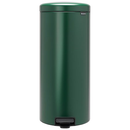 NewIcon Pedalbøtte Pine Green 30 liter