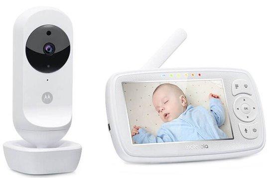 Motorola Ease 44 Video/WIFIBabymonitor