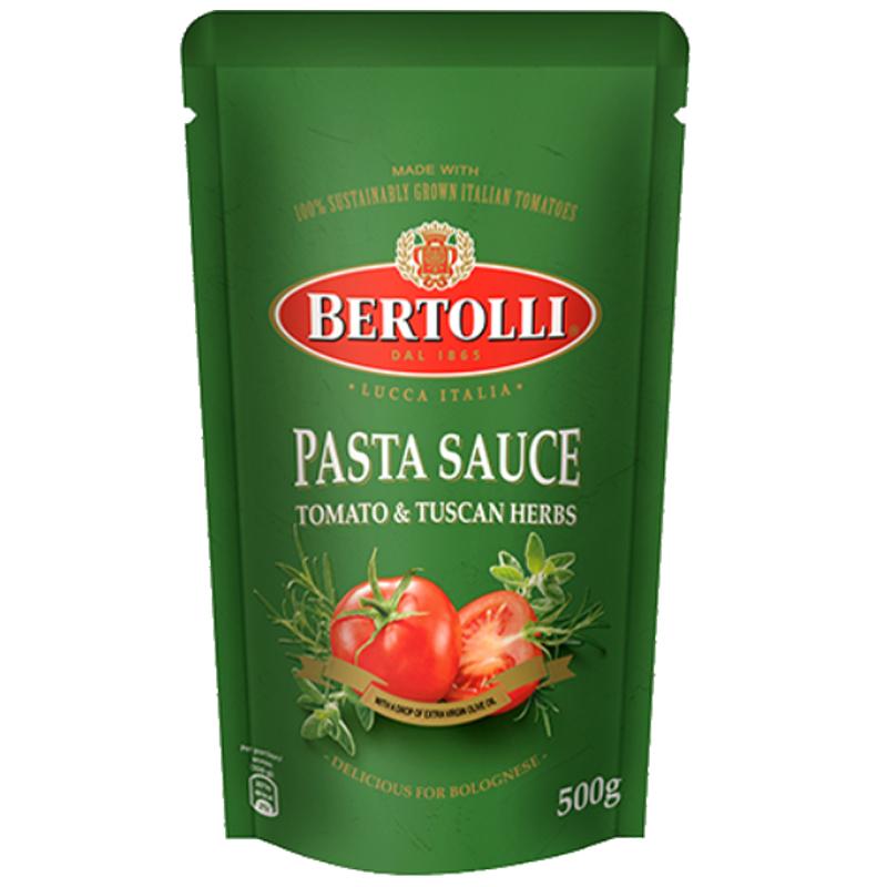 """Tomaattikastike """"Tomato & Tuscan Herbs"""" 500g - 20% alennus"""