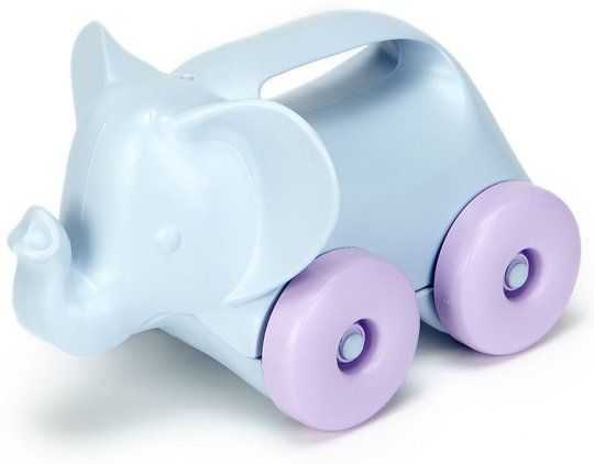 Green Toys Elefant På Hjul