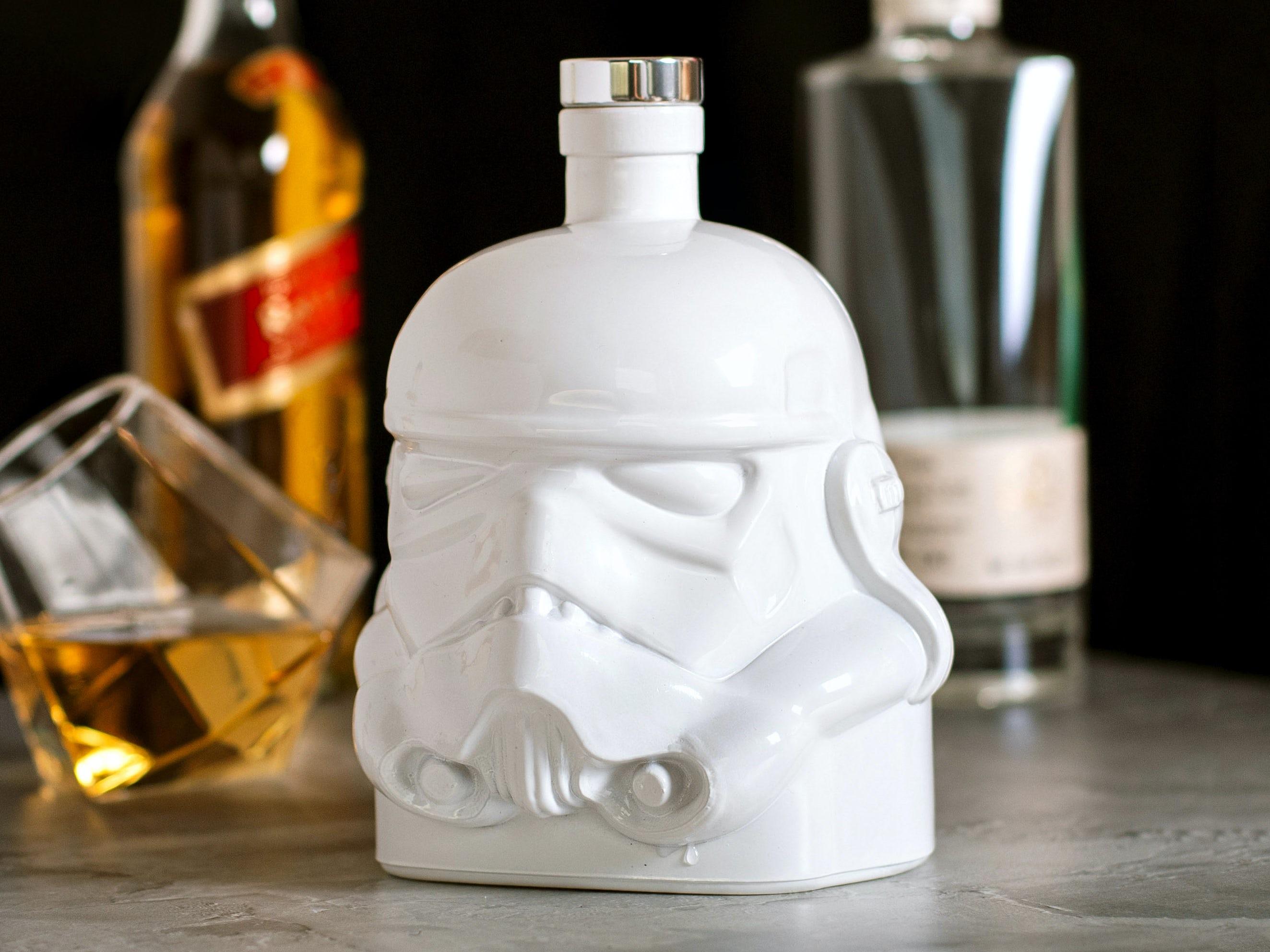Star Wars Stormtrooper Karaff - Svart