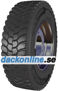 Michelin Remix X Works D ( 315/80 R25 156/150K, regummerad )