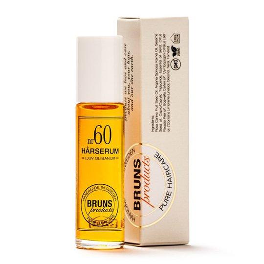 BRUNS Products Hårserum nr 60 - Ljuv Olibanum, 10 ml