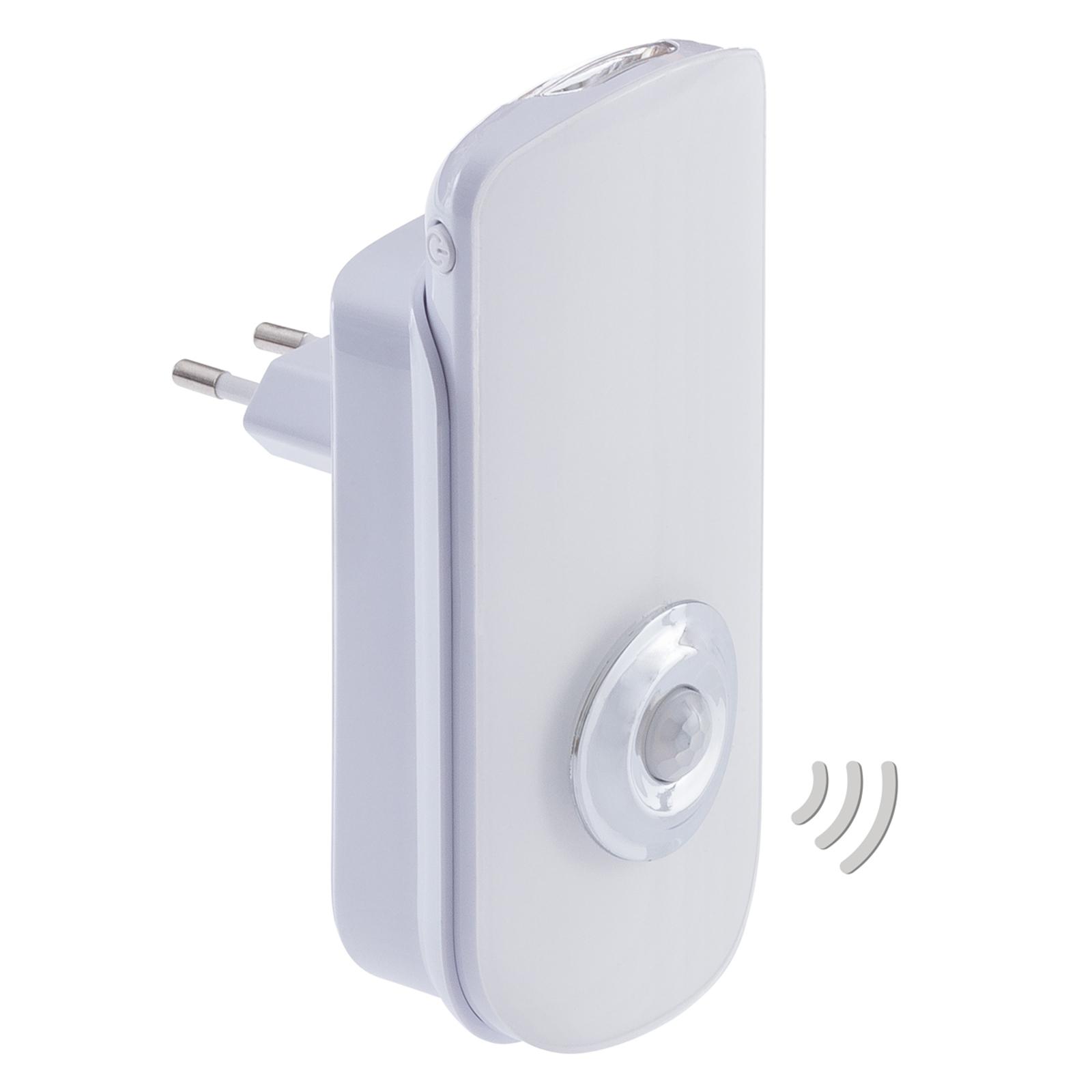 Nox – sekä LED-yövalo että taskulamppu