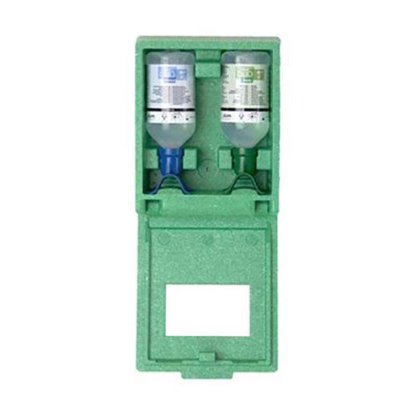 Plum Combibox DUO Øyedusjstasjon med nøytral pH og øyedusj