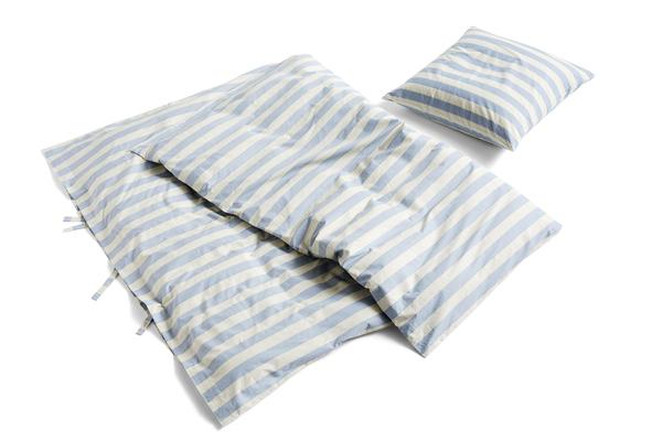 HAY - Été Bed Linen Set 140 x 200 cm - Light Blue (1176081)