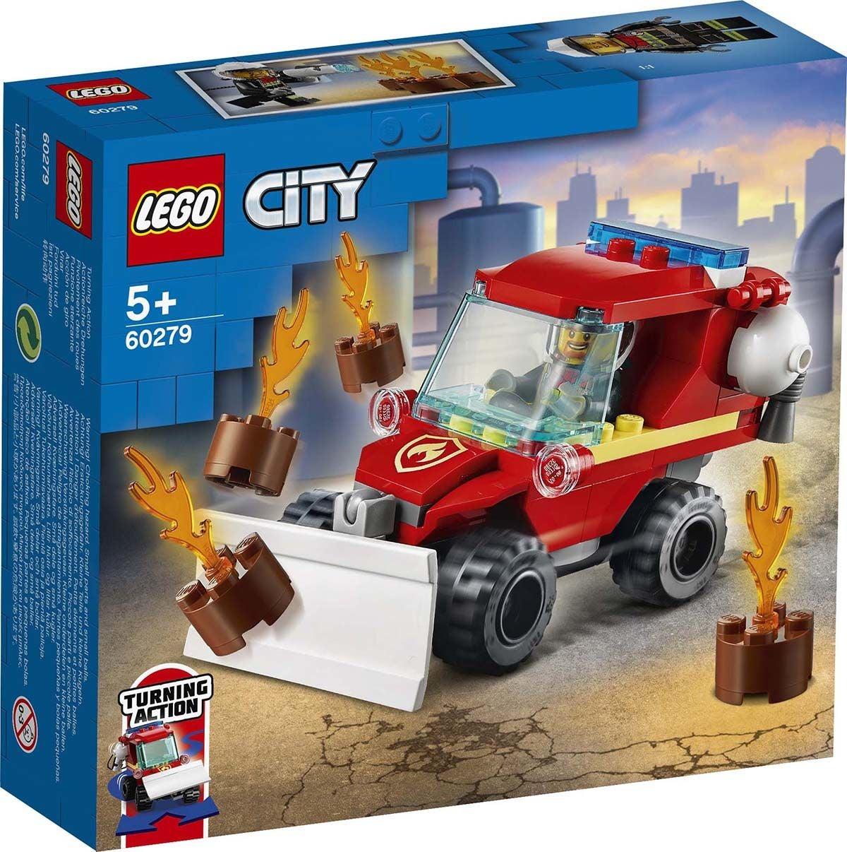 LEGO City Fire 60279 Paloauto