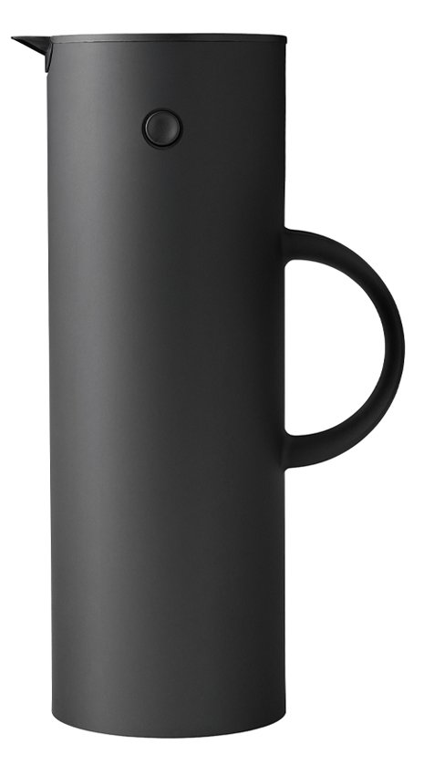 Stelton - Thermo 1 L (931) Soft Black
