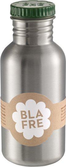 Blafre Flaske Stål 500 ml, Dark Green