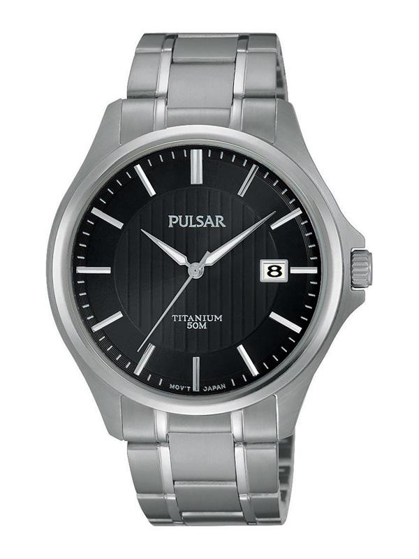 PULSAR Classic Gent Titanium 40mm PS9431X1 - Herrklocka