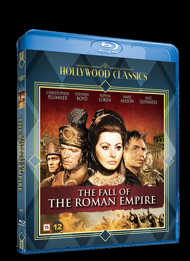 Fall Of The Roman Empire Bd