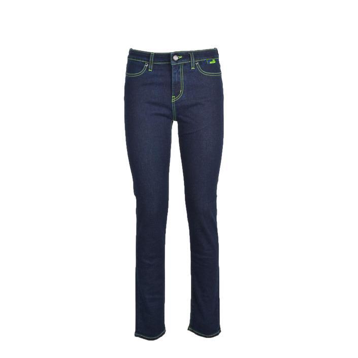 Love Moschino Women's Jeans Blue 321539 - blue w28