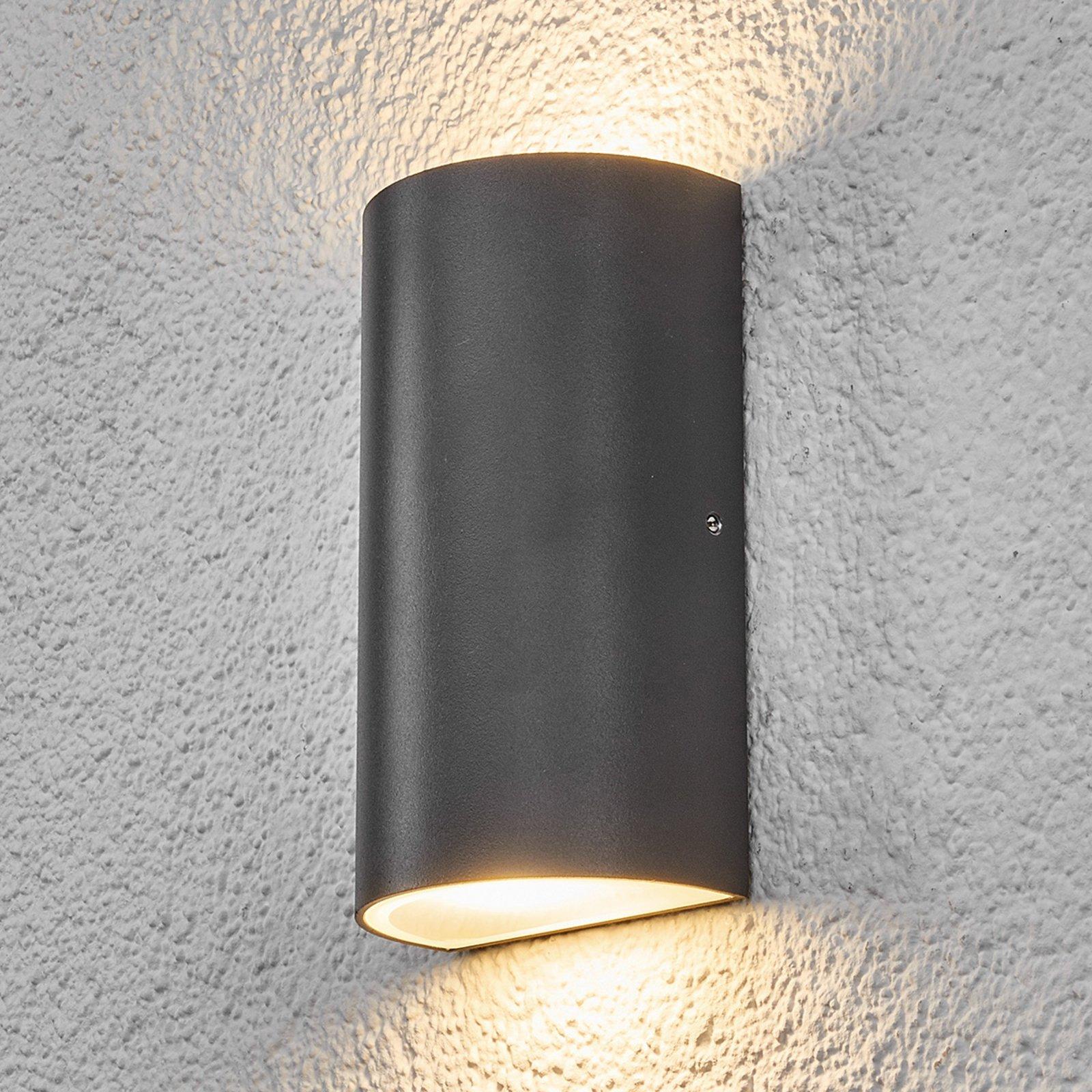 LED-utevegglampe Weerd